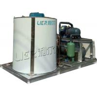 Buy cheap Stainless Steel 304 Ice Machine Industrial , Ice Making Machine Industrial LR-20T from wholesalers