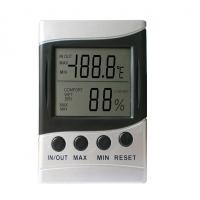 Buy cheap WS200 ABS Plastic LCD Electronic Weather Station Digital Thermometer from wholesalers