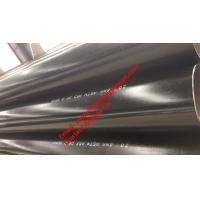 Buy cheap ASTM A53 Gr.B seamless pipes Bevel end SCH30 STD from wholesalers
