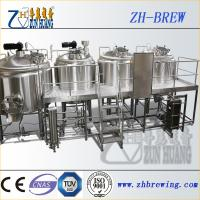 Buy cheap 3000L Micro Beer Brewing Brewery Equipment with CE and ISO certification from wholesalers