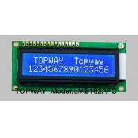 Buy cheap seller 16*2 COB character display LMB162A from wholesalers
