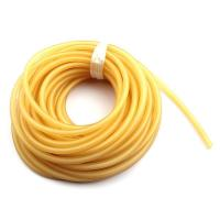 Buy cheap custom size nude latex rubber tubing latex tube latex hose,5*8mm natural or colorful from wholesalers