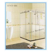 Buy cheap Stainless steel glass shower room hardwares , Stainless steel glass shower room accessories from wholesalers