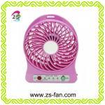 Buy cheap OEM ODM Plastic USB Rechargeable Portable Mini Fan, Desk Fan from wholesalers