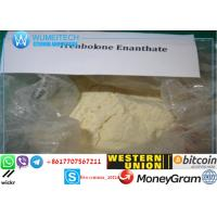 Buy cheap Muscle Growth Raw Tren Powder Trenbolone Enanthate Anabolic Steroids Without Side Effects from wholesalers