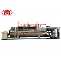 Buy cheap 1 Ton Industrial Steam Boilers , Diesel Oil Gas Fired Steam Generator Boiler from wholesalers