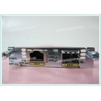 Buy cheap EHWIC-1GE-SFP-CU High - Speed Cisco Optical Transceiver WAN Interface For Gigabit Ethernet from wholesalers