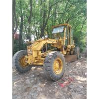 Used Motor Grader Caterpillar 140g 14g 12g Second Hand