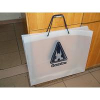 Buy cheap Fashion Soft Loop Handle Bag , Cotton Rope Handle HDPE Shopping Bag from wholesalers