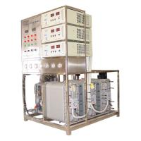 Buy cheap Automatic EDI ultra pure water treatment system from wholesalers