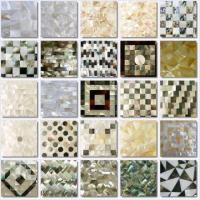 Buy cheap Shell Tile,Mother of Pearl Tile from wholesalers