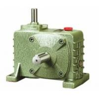 Buy cheap Single Stage Cast - Iron Worm Gear Speed Reduction Gearbox Output Torque 28-707 N.M. from wholesalers