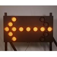 Buy cheap VA Series LED Arrow Board LED Traffic Display Manufacture LED Traffic Display Supplier from wholesalers