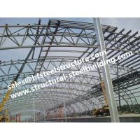 Buy cheap Mine Industry PEB Metal Structure Manufacturing Pipe Truss Structure Chinese Supplier from wholesalers