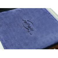 Buy cheap Strong Toughness Micro Cloths For Cleaning , Sole Cleaner Microfiber Dust Cloths from wholesalers