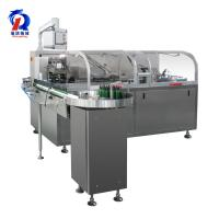 Buy cheap 220/380V Box Packing Machine , Automatic Carton Machine Connect With Blister Machine from wholesalers