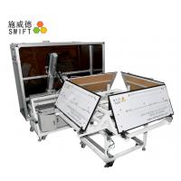 Buy cheap 4 Axes Automatic Zip Tie Machine , Cable Bundling Machine For Assembly Line from wholesalers