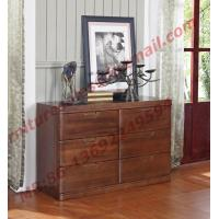 Buy cheap Solid Wood Material Chest of Cabinet in Living Room Furniture from wholesalers