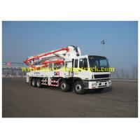 Buy cheap Truck mounted Concrete Pump  SYG5330THB with warranty and spare parts from wholesalers