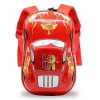 Buy cheap New Disney Cars Racers 5D Red Lightning McQueen Kid's School Bag Rucksack Backpack from wholesalers