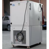 Buy cheap Programmable Temperature Humidity Test Chamber / Alternative Test Machine By Forced Air Cooling Rate 5℃ / Min from wholesalers