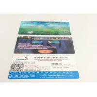 Buy cheap OEM PP / PET 3D Lenticular Business Cards 3D Lenticular Printing from wholesalers