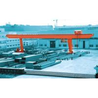 China Steel Inventory Yard L-Shape Gantry Crane for Road Construction Sites on sale