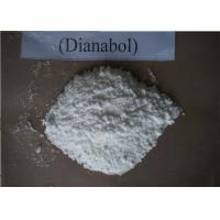 Buy cheap Legal Anabolic Steroids Dianabol , Metandienone CAS 72-63-9 White Powder Bodybuilding Supplement product