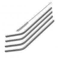 Buy cheap XBR 8.5-Inch Stainless Steel Straws with Free Cleaning Brush for 20oz Tumblers, Set of 4 from wholesalers