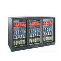 Buy cheap Auto Defrost Back Bar Cooler 330L Capacity With Adjustable Chromed Shelves product