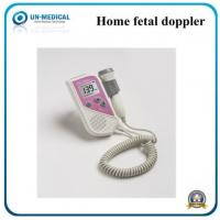 Buy cheap LCD Screen Portable Pocket Handheld Fetal Heart Rate Doppler Monitor from wholesalers