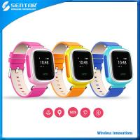 Buy cheap Meaningful smart watch safeguard GPS tracking & monitoring, anti-lost watch for kids product