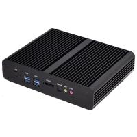 Buy cheap Fanless Mini-Itx Desktop I7 Mini PC Intel Core i7-4500U Intel HD Graphics 4400 CPU from wholesalers