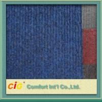 Buy cheap 200cm Width Auto Carpet Fabrics With 20 To 50gsm Latex And Without Latex from wholesalers