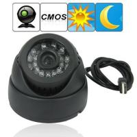 Buy cheap Dome 1/4 CMOS CCTV Surveillance TF Card DVR Camera Home Office Hidden Security Monitor Digital Video Recorder from wholesalers