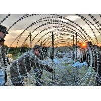 Buy cheap Concertina Razor Wire from wholesalers
