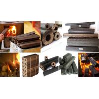 Buy cheap Factory Supply  screw straw rice husk  biomass wood sawdust charcoal briquette making  machine from wholesalers