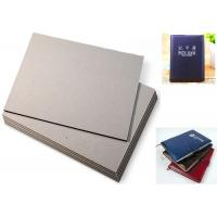 Buy cheap Exercise Book use Single Layer Grey Board Sheets , 2mm Greyboard from wholesalers