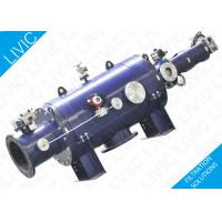 Rubber Lining Automatic Self Cleaning Filter For Precision Filtration GFK Series