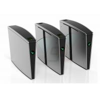 Buy cheap Full Auto Access Control Flap Barrier Gate Turnstile Entry System from wholesalers