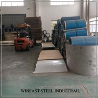 Buy cheap JIS G4303 SUS444 Cold Rolled Stainless Steel Sheet  for Water Tank 2B Surface from wholesalers