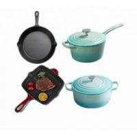 Buy cheap OEM CAST IRON COOKWAR SET FOR COOKING from wholesalers