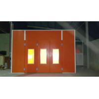 Buy cheap CE High Quality Riello Burner Heating Car Painting Room/Spray Booth from wholesalers