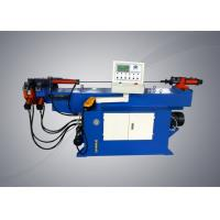 Buy cheap Semi Automatic Hydraulic Pipe Bending Machine PLC Control For Iron Pipe Bending from wholesalers