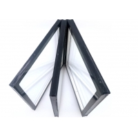 Buy cheap 3mm Low Iron Thermopane  Insulated Glass Panels Facade Double Glazed from wholesalers