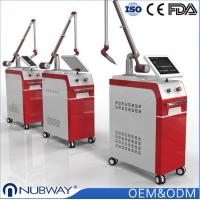 Buy cheap Professional and effective Tattoo and pigmentation removal Q-switched Nd:yag laser for sale product