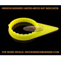 Buy cheap HENSON-27mm loose Wheel nut indicator/WHEEL SAFE/Loose wheel nut collar from wholesalers