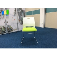 Buy cheap Office Furniture Workstation Desk Modern Design Children Study Fabric Stackable Plastic Office Chair from wholesalers