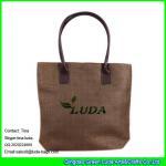 Buy cheap LUDA ladies straw fashion handbag economic paper straw tote bag from wholesalers