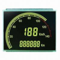 Buy cheap TN STN LCD Panel for Car and Motor Meter from wholesalers